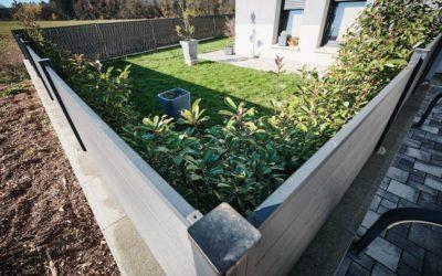 Prenez soin de votre clôture jardin à Thionville