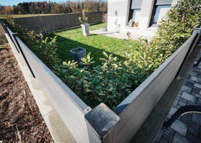 aménagement de jardin à Thionville