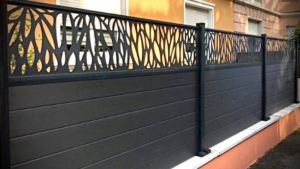 clôture rigide à Thionville